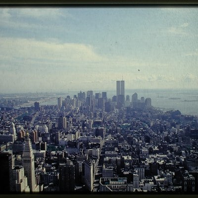 Questa era New York